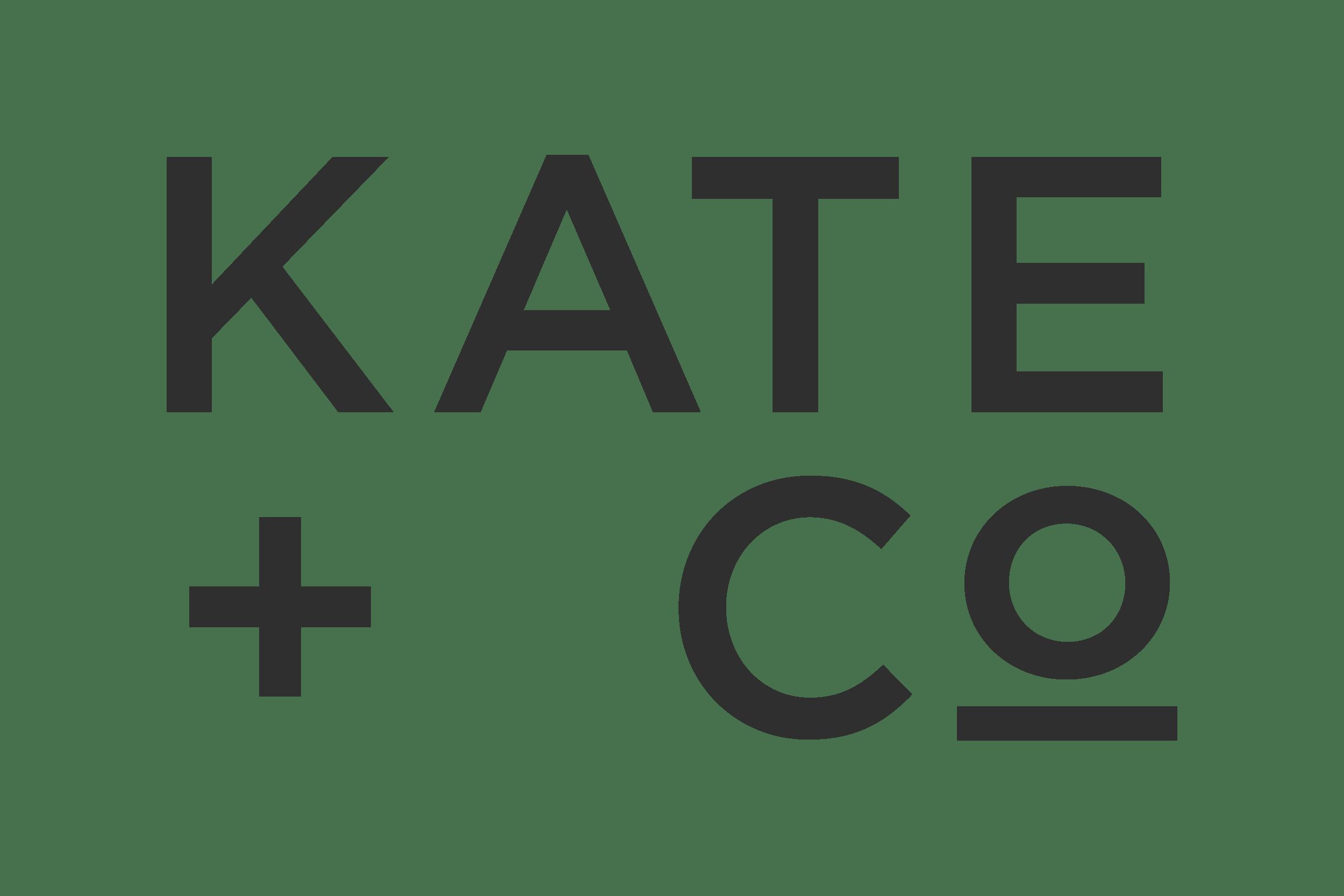 Kate + Co