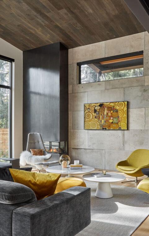 Organic Modern Custom Home